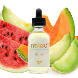 E-liquide Naked 100 - ALL MELON- 60 ML