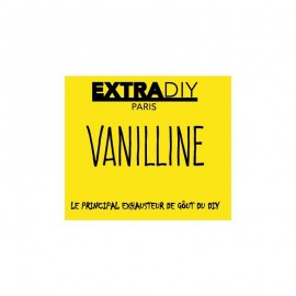 Vanille Additif Extradiy Extrapure - 10ml