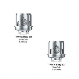 Résistances TFV8 X baby by SMOKTECH - Smok