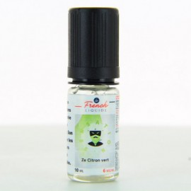 Ze Citron Le French Liquide - 10ml