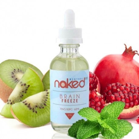 Brain Freeze by Naked 100 eJuice