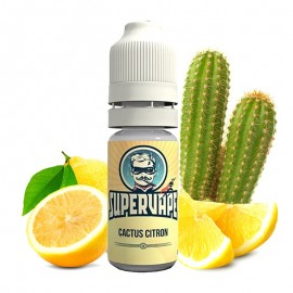 Cactus Citron arome 10ml - Supervape