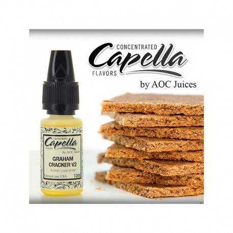 Graham Cracker V2 Arome Capella 10ml
