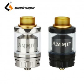 Atomiseur Ammit RTA Dual Coil