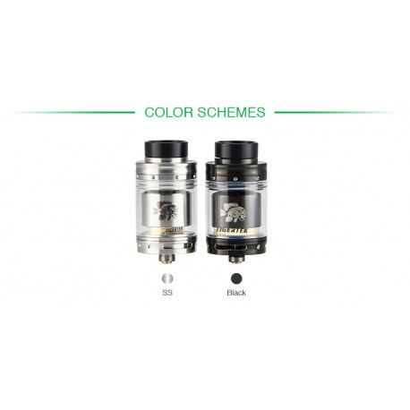 MERMAID RTA 3.5ML TIGERTEK