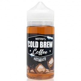 MACCHIATO 100ML - NITRO'S COLD BREW COFFEE