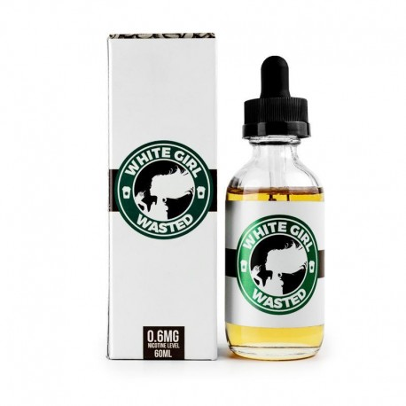 White Girl Wasted (An upside down vanilla mochaccino) 60ml 70vg/30pg