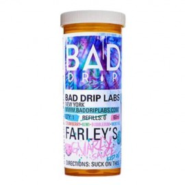 Farley's Gnarly ICED OUT by Bad Drip eJuice - 60ml