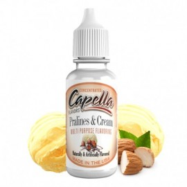 Arôme Pralines & Cream - Capella 10ml