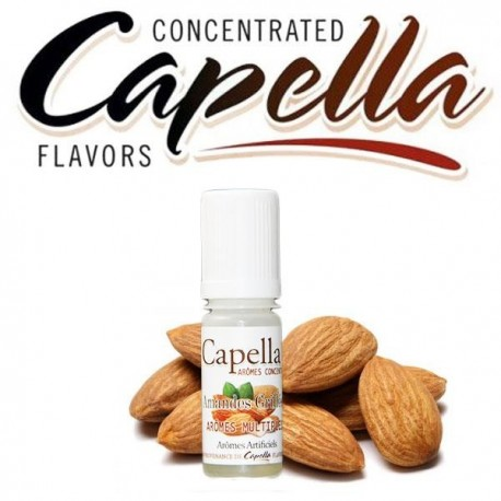 Arôme Toasted Almond - Capella 10ml