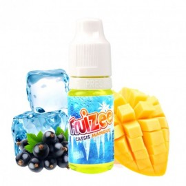 Cassis Mangue Eliquid France Fruizee 10ml