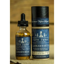 Lasker's Rule Blue Line - Five Pawns 60ml