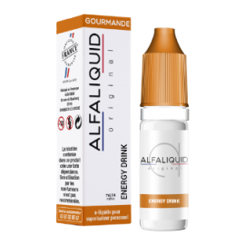 ENERGY DRINK Alphaliquid 10ml