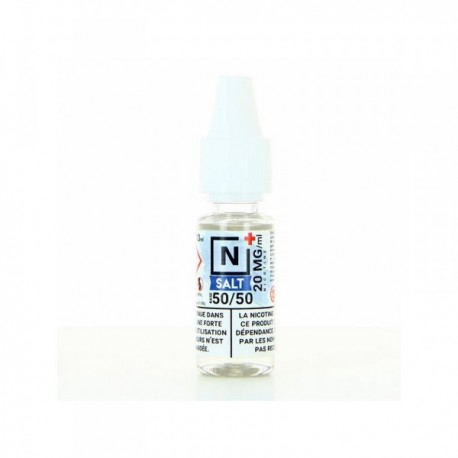 Booster aux sels de nicotine Nic Salt extrapure 20 mg 10ml