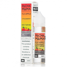 Fuji Apple Strawberry Nectarine By Pachamama - 60ml