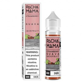 Strawberry Guava Jackfruit By Pacha Mama - 60ml