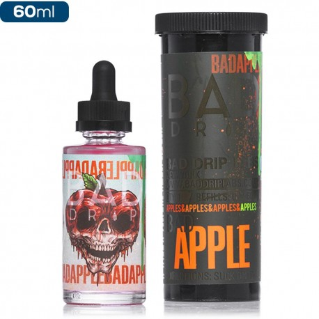 Bad Apple by Bad Drip eJuice - 60ml