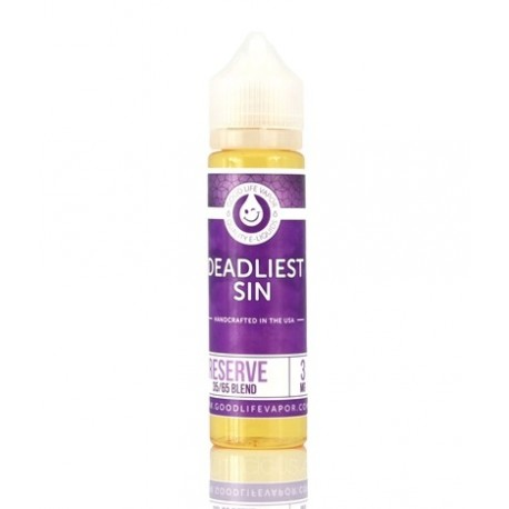 Deadliest Sin - 60ml - Good Life Vapor