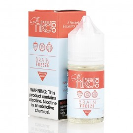 BRAIN FREEZE - NKD 100 SALT E-LIQUID - 30ML