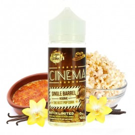 E-liquide Cinema Réserve 100ml par Clouds of Icarus