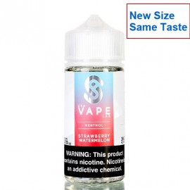 STRAWBERRY WATERMELON (ICE) - USA VAPE LAB E-JUICE (100 ML)