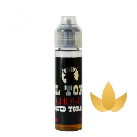 El Toro Ghost 60ml Shortfill