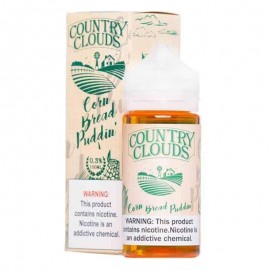 Corn Bread Puddin by Country Clouds E-Liquid - 100ml