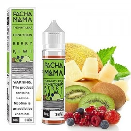 E-liquide Mint Honeydew Berry Kiwi 60 ML - Pacha mama
