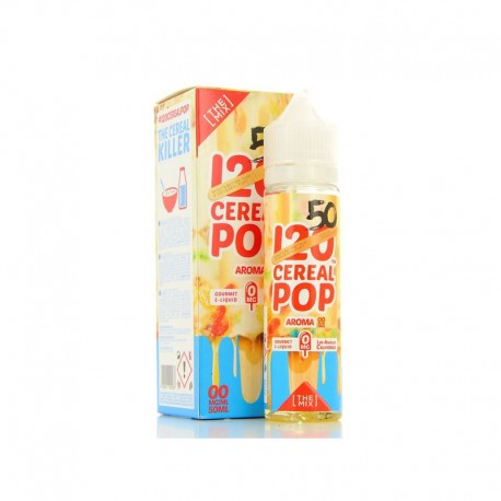 120 CEREAL POP MAD HATTER 50ML 00MG