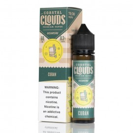 CUBAN - COASTAL CLOUDS CO. - 60ML