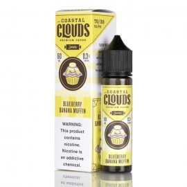 BLUEBERRY BANANA MUFFIN - COASTAL CLOUDS CO. - 60ML