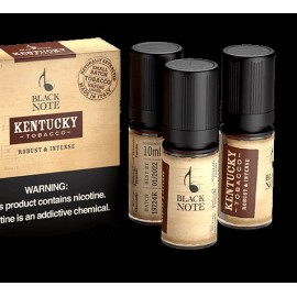 E-LIQUIDE KENTUKY (LEGATO) BLACK NOTE- 10ml