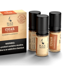 E-LIQUIDE CIGAR (CONCERTO) BLACK NOTE - 10ml