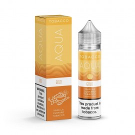Aqua Tobacco GOLD eLiquid 60ml