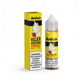 Strawberry Killer Kustard by Vapetasia 60ML