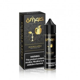 Omari eLiquid - Double Apple Shisha 60ml