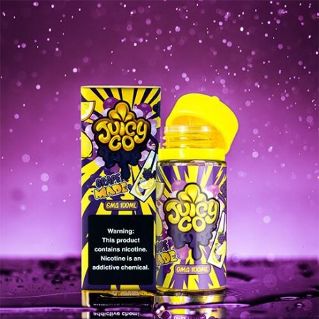 GRAPE MADE BY JUICY CO - 100ml