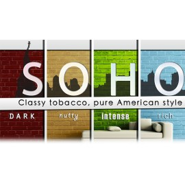 E-liquid SOHO 10 ML