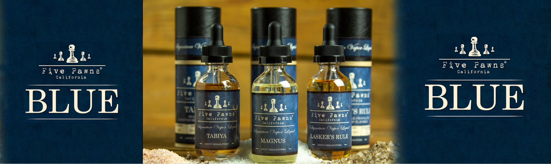 Five Pawns Blue Series